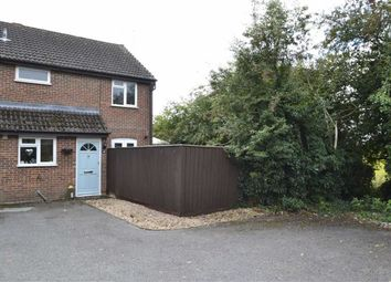 Thumbnail 1 bed semi-detached house for sale in Lipscombe Close, Newbury, Berkshire
