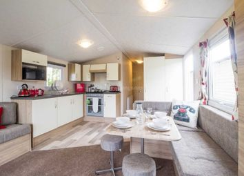 Thumbnail 3 bed mobile/park home for sale in Castle View, Witton Le Wear, Bishop Auckland