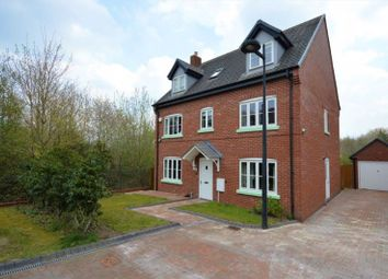 Thumbnail 6 bed detached house for sale in Little Green Avenue, Lightmoor, Telford, Shropshire.