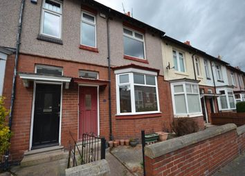 Thumbnail 3 bed property to rent in Biddlestone Road, Heaton, Newcastle Upon Tyne