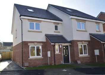 Thumbnail 4 bedroom semi-detached house for sale in The Park, Gatis Street, Wolverhampton