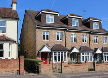 Thumbnail 2 bed town house to rent in Camela Villas, Aldershot