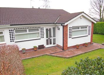 Thumbnail 2 bed bungalow for sale in Harebell Close, Ynysforgan, Swansea