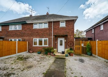 Thumbnail 3 bed semi-detached house for sale in Coupe Lane, Clay Cross, Chesterfield