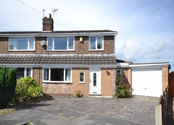 Thumbnail 3 bed semi-detached house for sale in Greenfield Avenue, Parbold