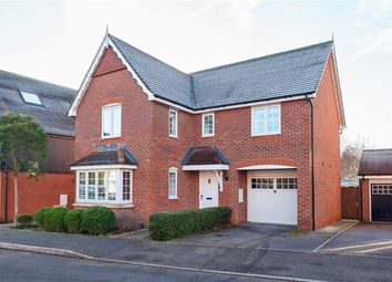 Thumbnail 4 bedroom detached house for sale in Clarendon Rise, Tilehurst, Reading