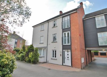 Thumbnail 4 bed town house for sale in Barrington Drive, Basingstoke