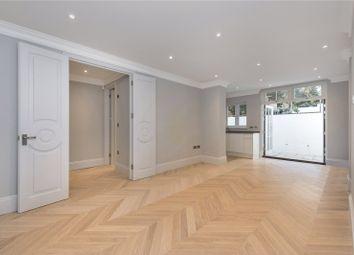 Thumbnail 1 bed flat to rent in Upper Park Road, Belsize Park, London