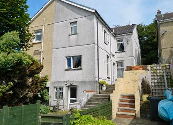 Thumbnail 4 bed semi-detached house for sale in Beaufort Road, Tredegar, Blaenau Gwent.