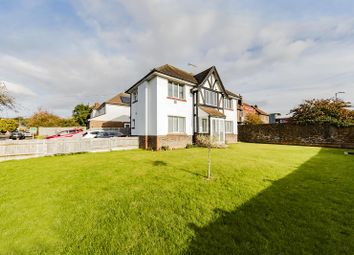 Thumbnail 3 bed detached house for sale in Upper Brighton Road, Broadwater, Worthing
