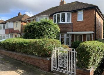 Thumbnail 2 bed semi-detached house for sale in Charlbury Crescent, Birmingham