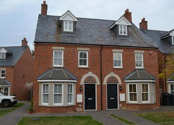 Thumbnail 3 bed semi-detached house for sale in Barn Field Close, Biggleswade