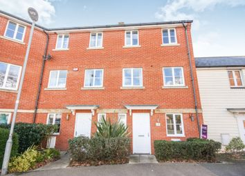 Thumbnail 4 bed town house for sale in Mortimer Gardens, Colchester
