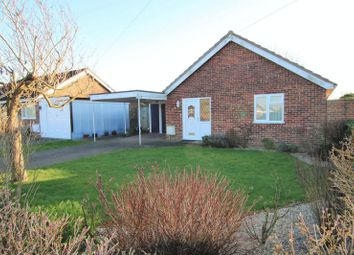 Thumbnail 3 bed detached bungalow for sale in Clifton Road, Wymondham
