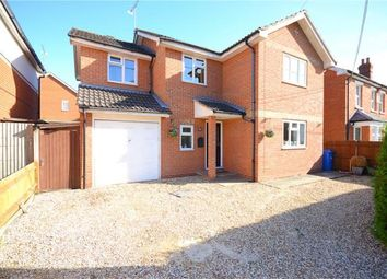 Thumbnail 4 bed detached house for sale in College Road, College Town, Sandhurst