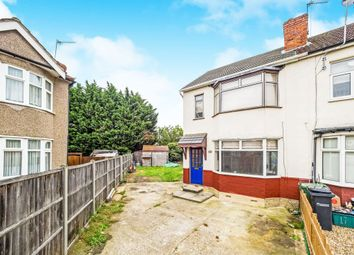 Thumbnail 3 bed semi-detached house for sale in Cedar Avenue, Waltham Cross, Hertfordshire