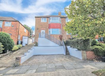 3 bed semi-detached house for sale in Westfield Crescent, Brighton BN1