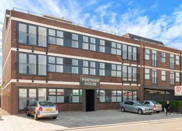 Thumbnail 2 bed flat for sale in Portman House, Victoria Road, Romford
