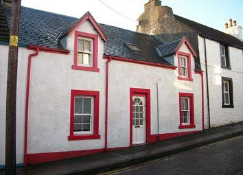 Thumbnail 4 bed terraced house for sale in Main Street Kirkcolm, Stranraer