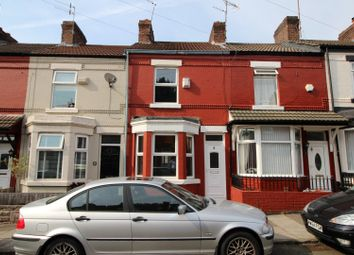 Thumbnail 2 bed terraced house to rent in Birchtree Road, Aigburth