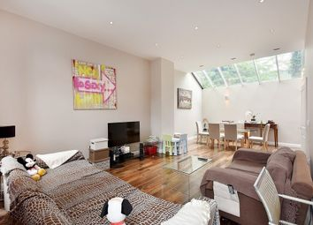 Thumbnail 2 bed flat to rent in Greyhound Road, Barons Court