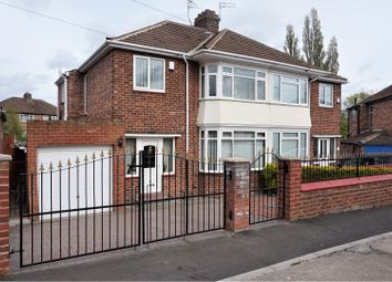 Thumbnail 3 bed semi-detached house for sale in Loweswater Crescent, Grangefield, Stockton-On-Tees