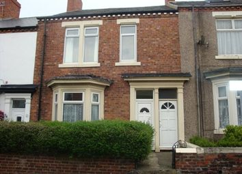 Thumbnail 3 bed flat to rent in Ada Street, South Shields