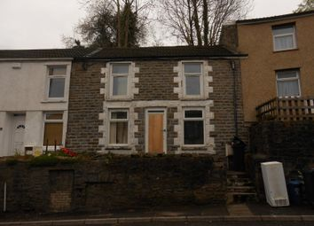 Thumbnail 1 bed terraced house for sale in 20 Cardiff Road, Troedyrhiw, Merthyr