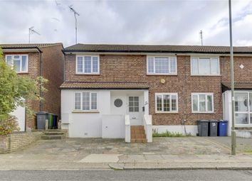 Thumbnail 4 bed semi-detached house for sale in Howcroft Crescent, West Finchley, London