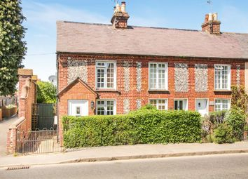 Thumbnail 1 bed end terrace house for sale in Grovers Court, Wycombe Road, Princes Risborough