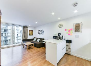 Thumbnail 1 bed flat for sale in Alboran Apartments, Seven Sea Gardens, London