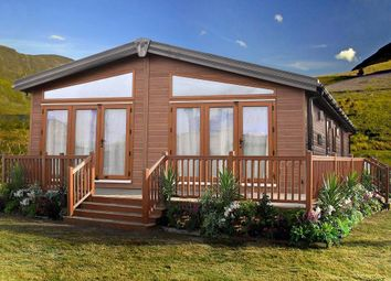 Thumbnail 2 bed lodge for sale in Cliffe Common, Selby