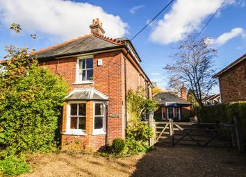 Thumbnail 4 bed semi-detached house for sale in Wycombe Road, Prestwood, Great Missenden