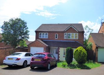 Thumbnail 4 bed detached house to rent in Nodens Way, Lydney