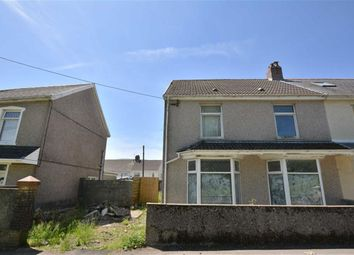Thumbnail 3 bed semi-detached house for sale in Railway Terrace, Aberdare, Rhondda Cynon Taff