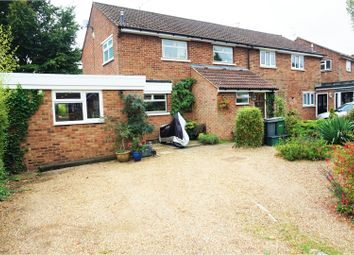 Thumbnail 4 bed semi-detached house for sale in Partridge Road, St. Albans