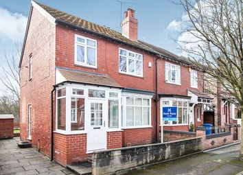 Thumbnail 3 bed semi-detached house to rent in Linden Grove, Woodsmoor, Stockport
