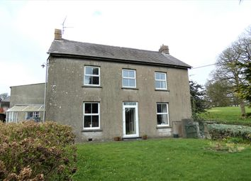 Thumbnail 4 bed terraced house for sale in Y Bwthyn, Wiston, Haverfordwest