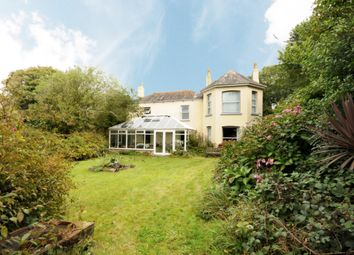 Thumbnail 8 bed detached house for sale in Talland Bay, Cornwall