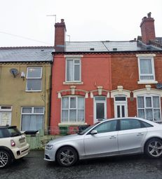 Thumbnail 2 bedroom terraced house for sale in Hellier Street, Dudley, West Midlands