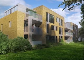 Thumbnail 2 bed flat for sale in Woodcote Side, Epsom
