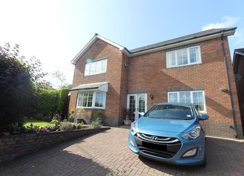 Thumbnail 5 bed detached house for sale in Primrose Lane, Rassau, Ebbw Vale