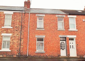 Thumbnail 3 bed terraced house for sale in Edith Street, Tynemouth, North Shields