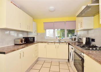Thumbnail 3 bed end terrace house for sale in St. Albans Close, Gillingham, Kent