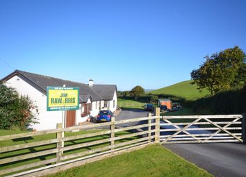 Thumbnail 4 bed detached bungalow for sale in Dol-Y-Bont, Borth