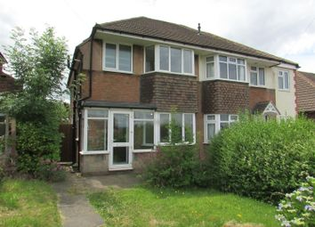 Thumbnail 3 bed semi-detached house to rent in Hedging Lane, Wilnecote, Tamworth