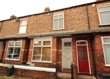 Thumbnail 3 bed terraced house to rent in Falsgrave Crescent, York