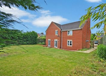 Thumbnail 4 bed detached house to rent in Badgers Rise, Stone, Aylesbury