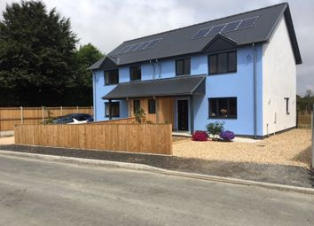 Thumbnail Semi-detached house for sale in Cross Inn, Llanon