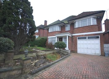 Thumbnail 4 bed detached house for sale in Highview Gardens, Finchley, London